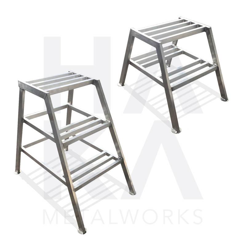 Stuctrap aluminium