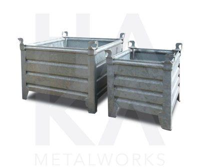 Scaffolding box