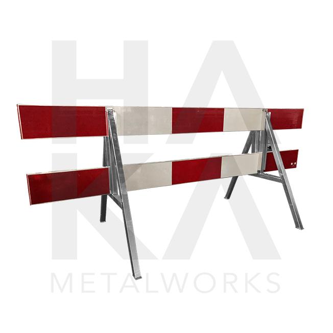 A-frame Zwaar model met vierkante paalhouder