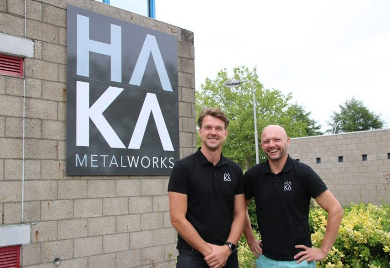 Over HAKA metalworks