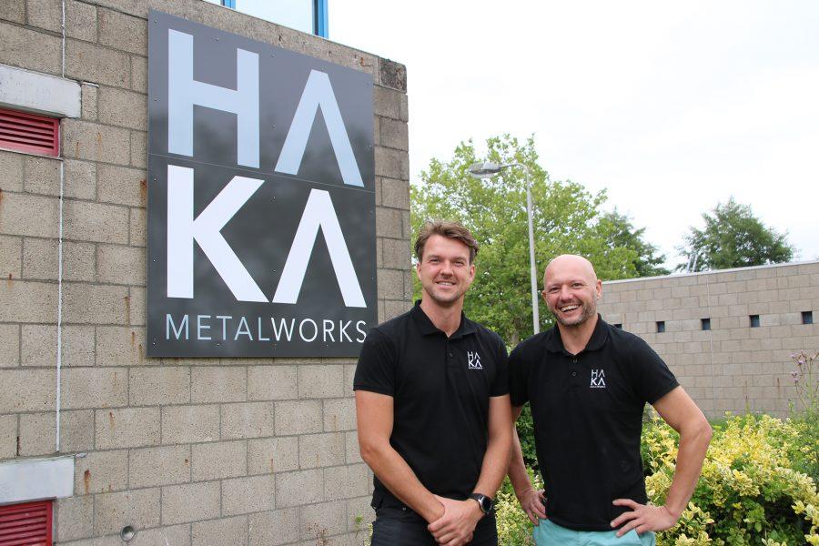 Over HAKA metalworks