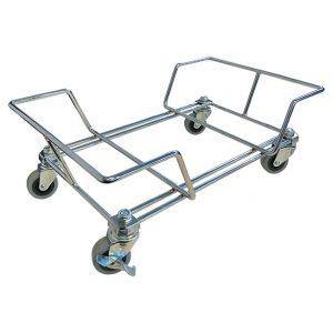 Trolley voor winkelmandjes